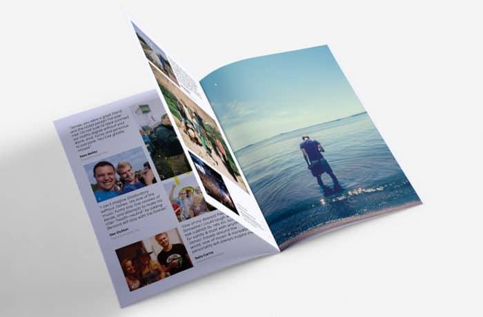 Memorial Booklet