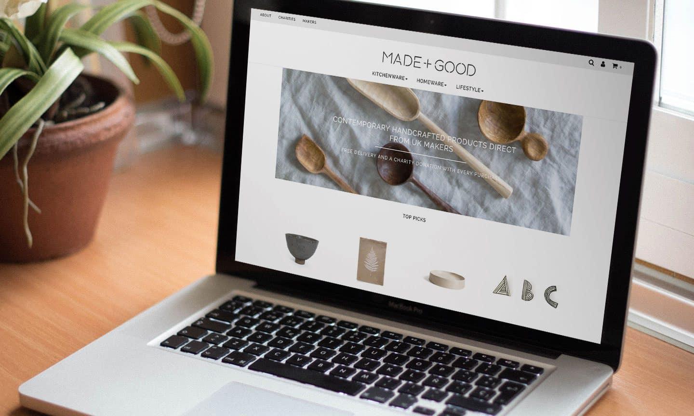 Shopify Marketplace Website Design