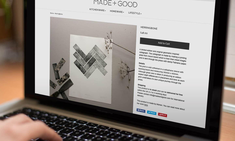 Shopify Multi Vendor Website Design