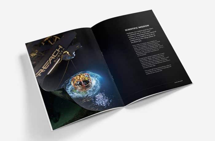 Brighton Brochure Designer