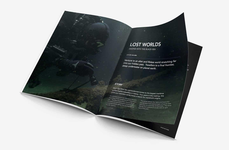 Brighton Freelance Brochure Designer