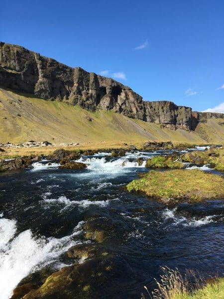 River Rapids, Iceland