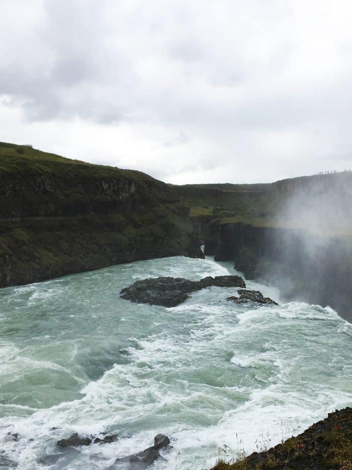 Gullfoss Falls, Iceland