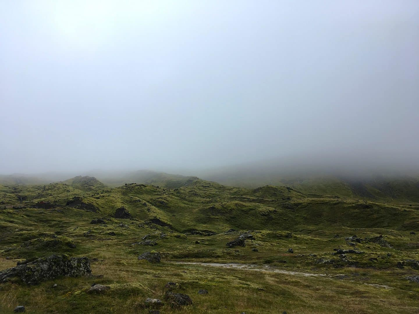 Snaefellsjokull National Park, Iceland
