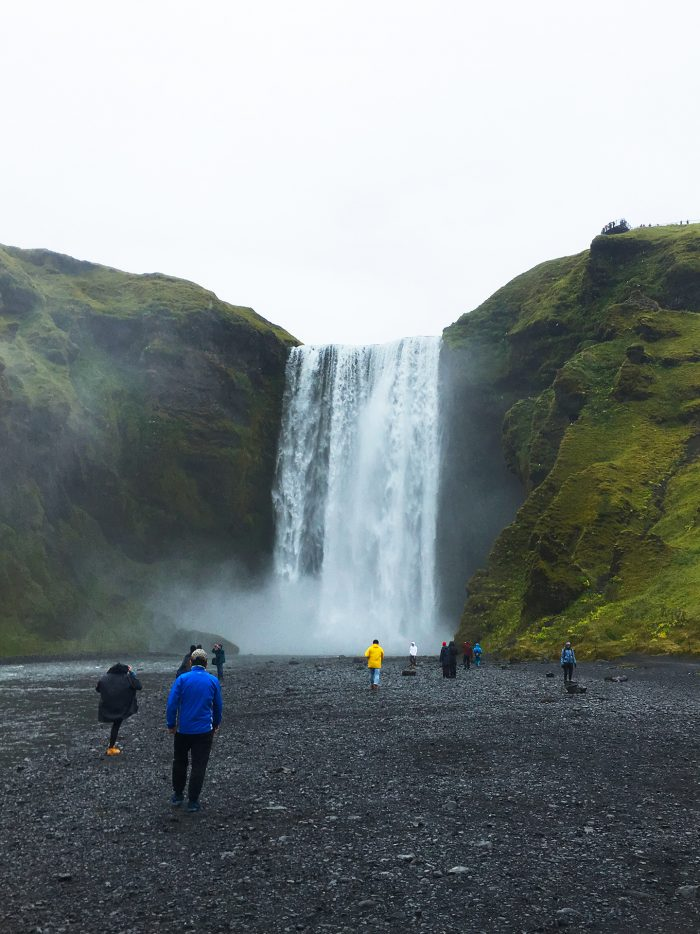 Skógafoss Waterfall, South Iceland