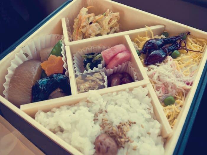 Bento box, Japan