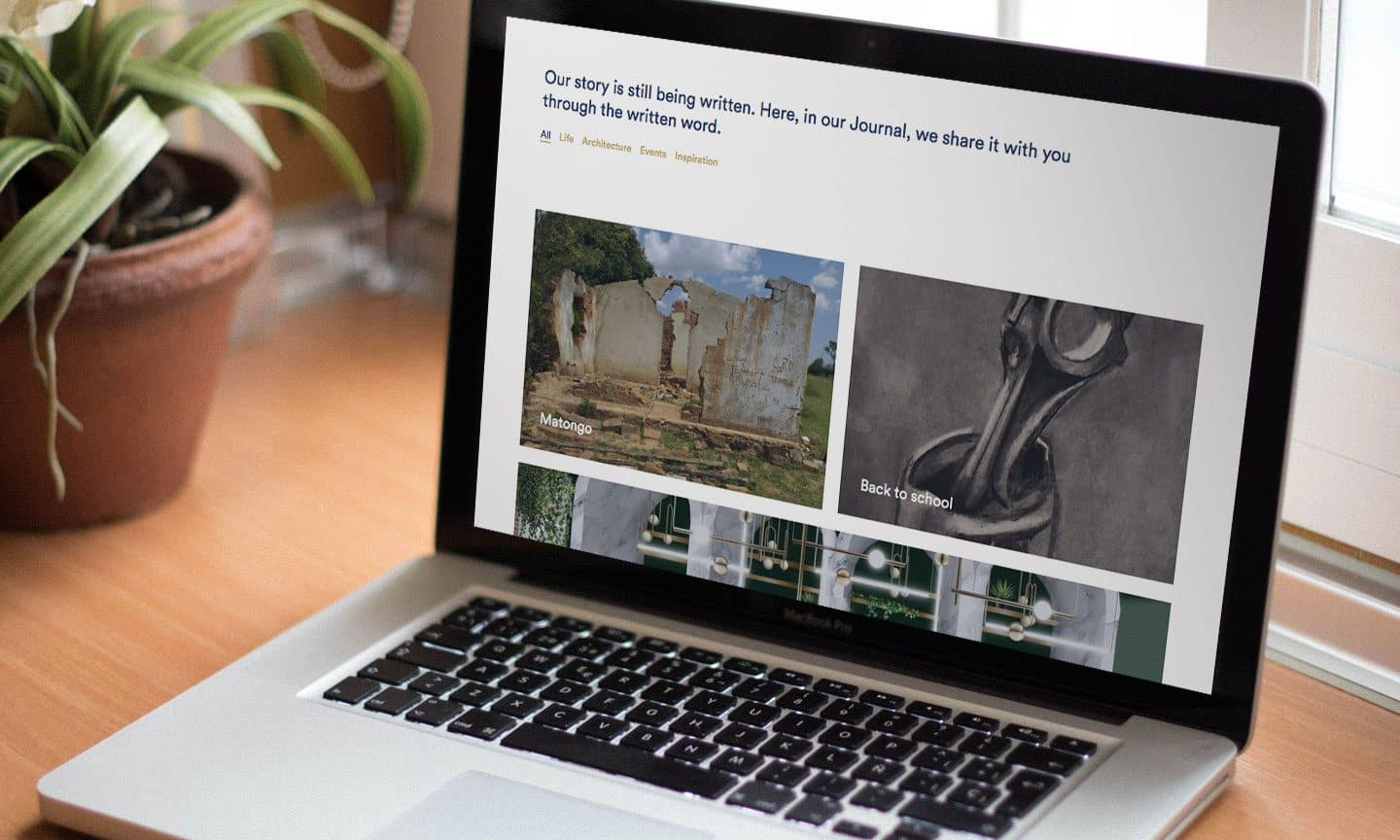 Koldo&Co Architects Website Development