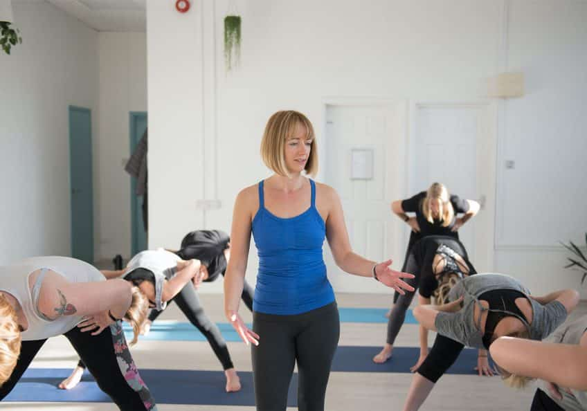 Alex Chandler Yoga Branding
